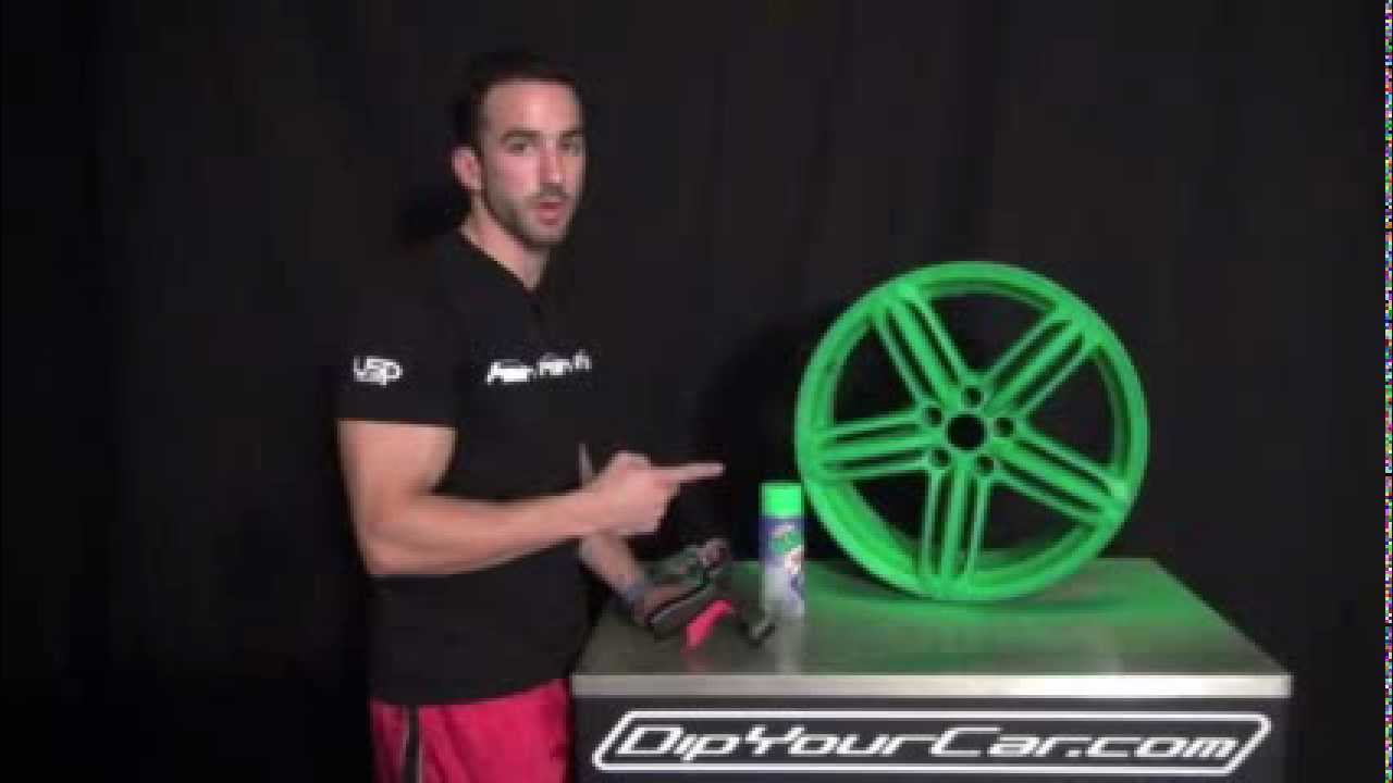 Neon Green Paint For Rims