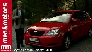 Toyota Corolla Review (2001)