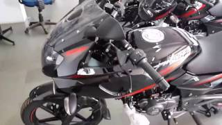 the all new 2017 collection laser edged bajaj pulsar 220f