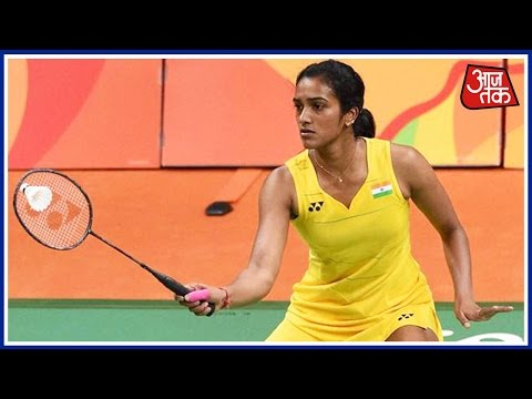 PV Sindhu Remains India's Hope For Gold In Olympics
