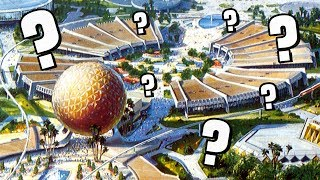 Why Did Epcot Open with Five Rides?