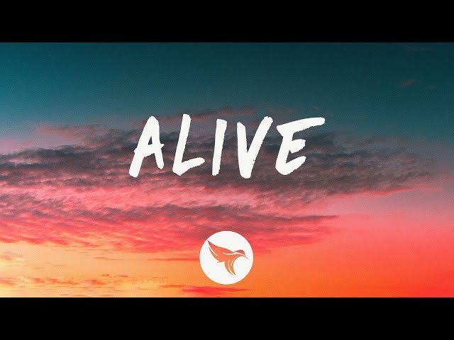 Dabin - Alive (Lyrics) feat. RUNN