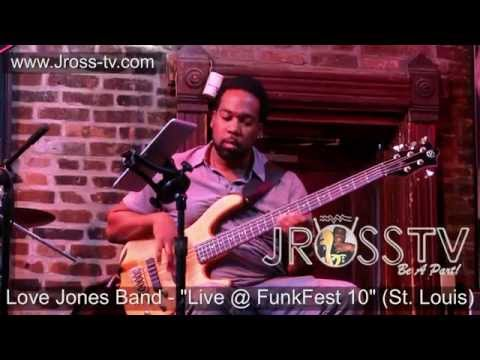 James Ross @ Love Jones Band -