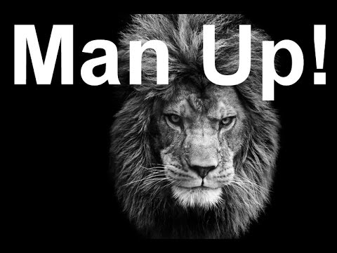 Man Up! Episode #13 - Have a Worldview That Will Lead to Success