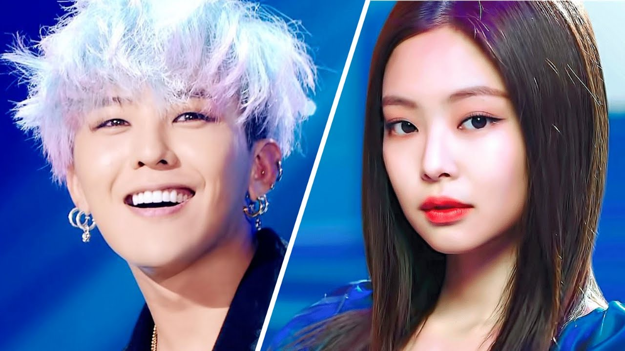 G-DRAGON & JENNIE ARE DATING?!