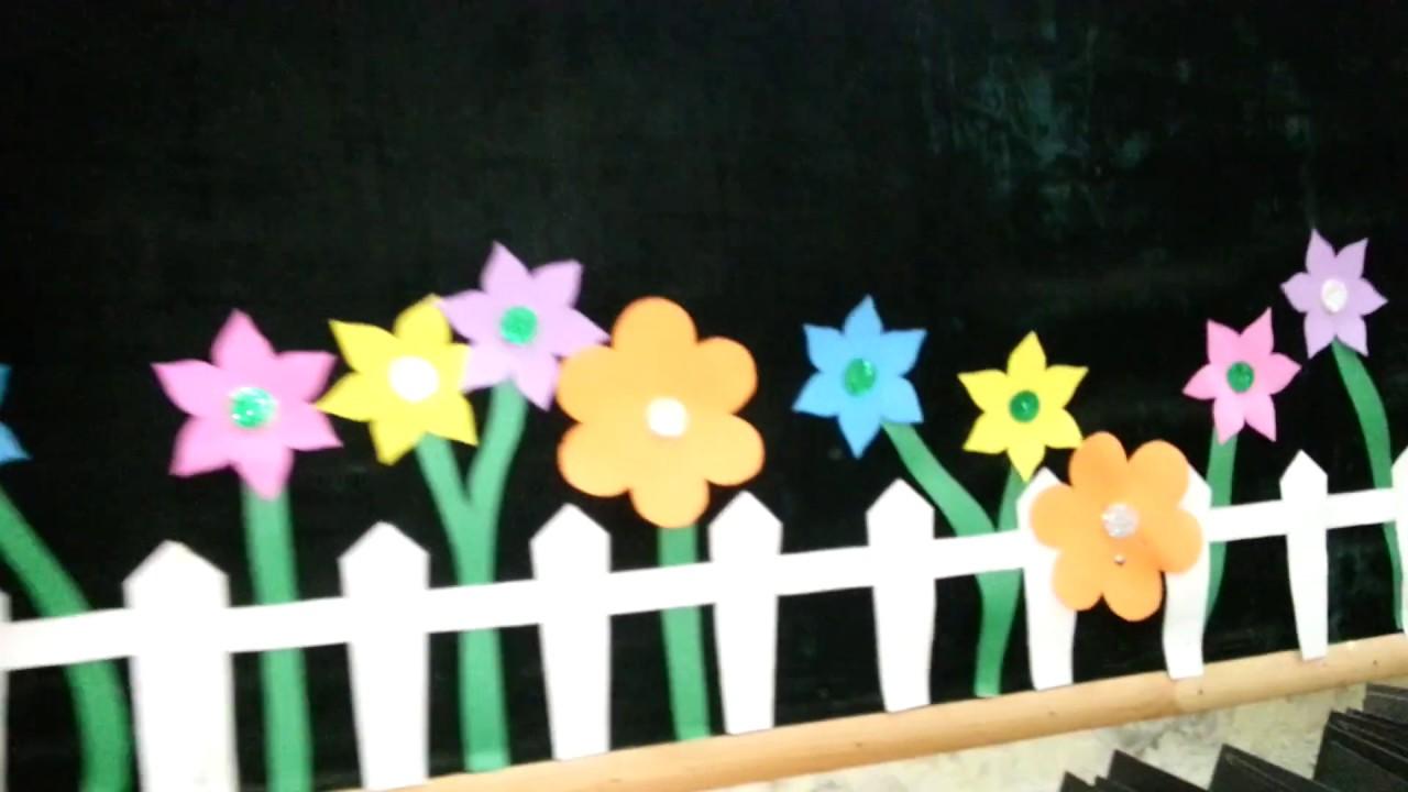 School Notice Board Decoration Ideas