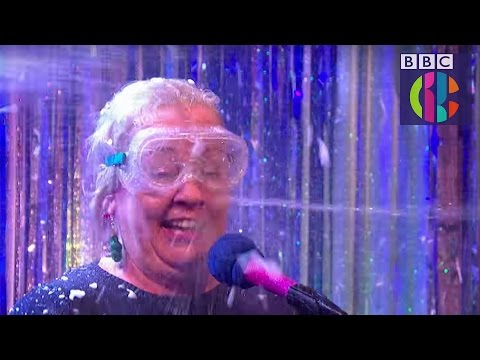 Christmas Karaoke Soaking! | Sam & Mark | CBBC