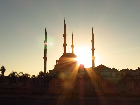 Nizamiye Sunrise 2016 ( Short Timelapse Video) (Turkish Masjid - South Africa)