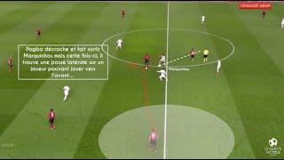 La Masterclass de Marquinhos face à Manchester United