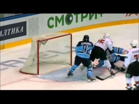 Хоккейный клуб «Сибирь»