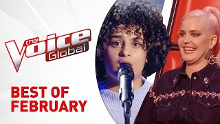 BEST OF FEBRUARY in The Voice 2021