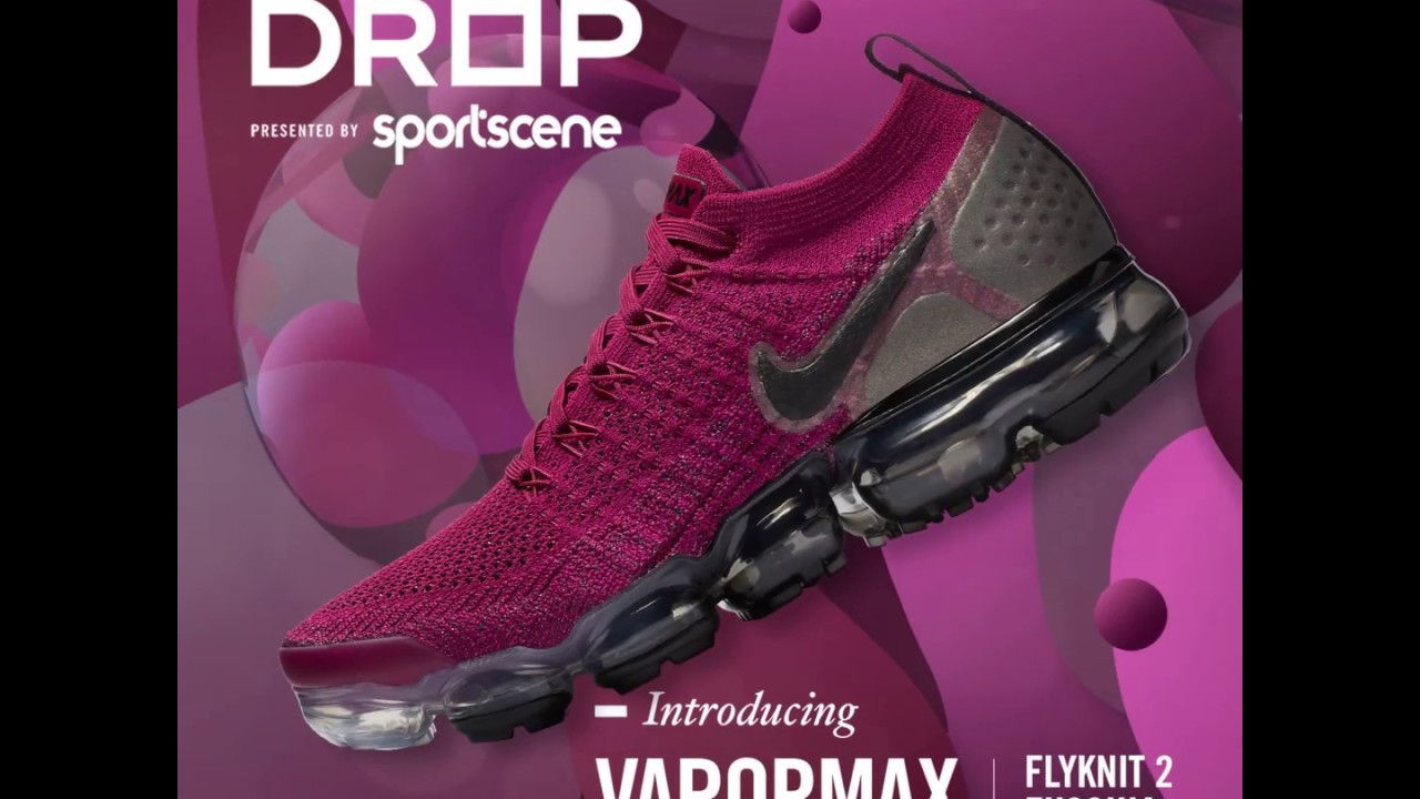 the latest 622c2 5d52e The Drop: Nike Air Vapormax Flyknit 2