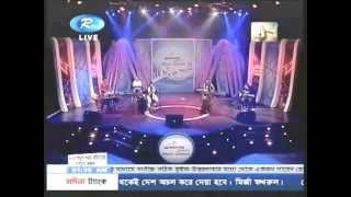 Rojoni hoish na obosan BEST LIVE EVER BY BARI  SIDDIQUE