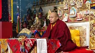 3rd Arya Kshema – Karma Pakshi Pūjā 2