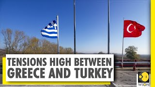 Tension high between Turkey, Greece in Eastern Mediterranean | World News