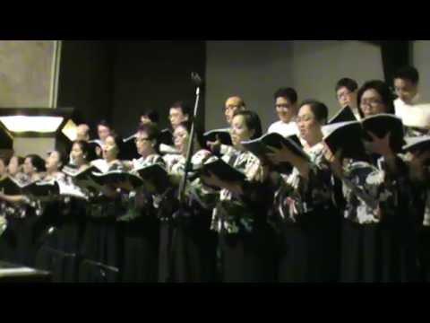 """ DEO GRATIAS"" of The MET Chorus Reunion Concert 2014 1 of 3"