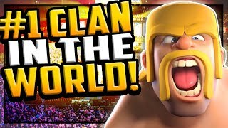 The #1 Clan in the WORLD! Clash of Clans World Championship!