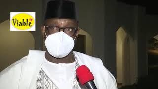 Niger State : Buhari, Bello Me…