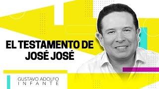 Todo sobre la herencia de José José...
