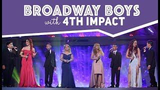 Broadway Boys w/ 4th Impact   January 6, 2018