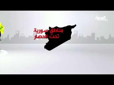 حزب الله والأسد وداعش يقتسمون تجويع سوريا