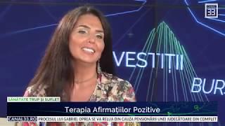 Terapia Afirmațiilor Pozitive - cu Diana Mețiu