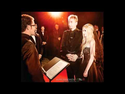 Avril and Chad's Wedding in France 2013