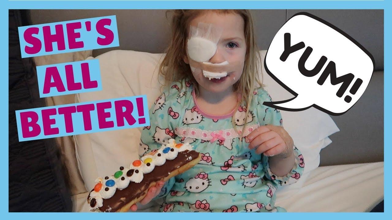 Download Maya Has Eye Surgery