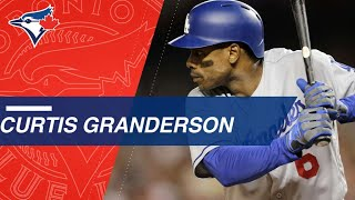 Granderson signs with the Blue Jays