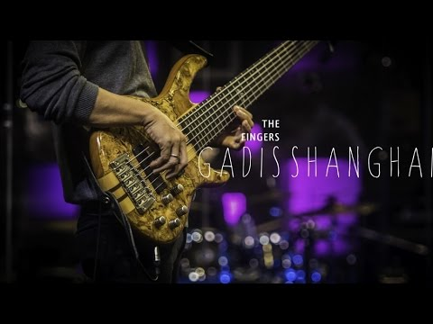 THE FINGERS - GADIS SHANGHAI (Live at iCSL)