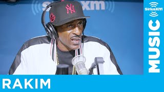 Rakim on Eminem & Having Respect for Lyricism in Rap