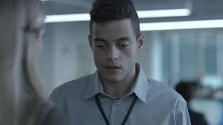 Эллиот пришел на работу (Мистер Робот 1 сезон 1 серия)