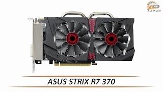 aSUS STRIX R7 370 - обзор видеокарты на AMD Radeon R7 370