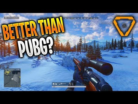 Is this FREE TO PLAY Game BETTER than PUBG? (ROE)