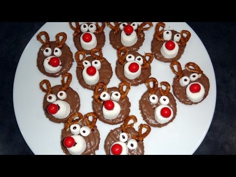 Rudolph Biscuits Christmas Recipe
