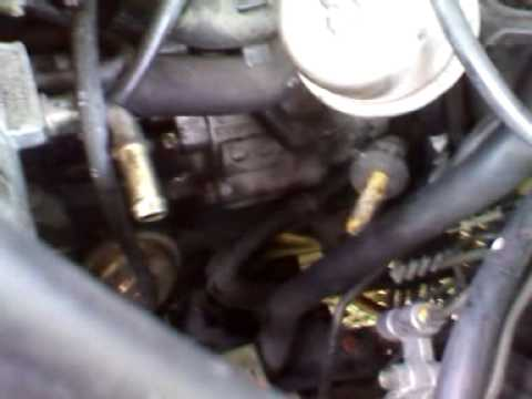 1996 Accura 2 5tl Starter Removal And Test Part 3