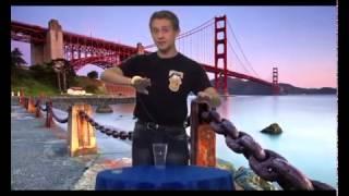 Игрушка Пушистик Байл Урок 2   Ползание Байлы по рукам