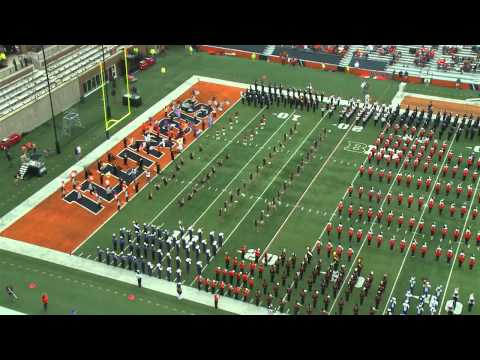 Marching Illini Halftime: Band Day & The Three In One | September 12, 2015