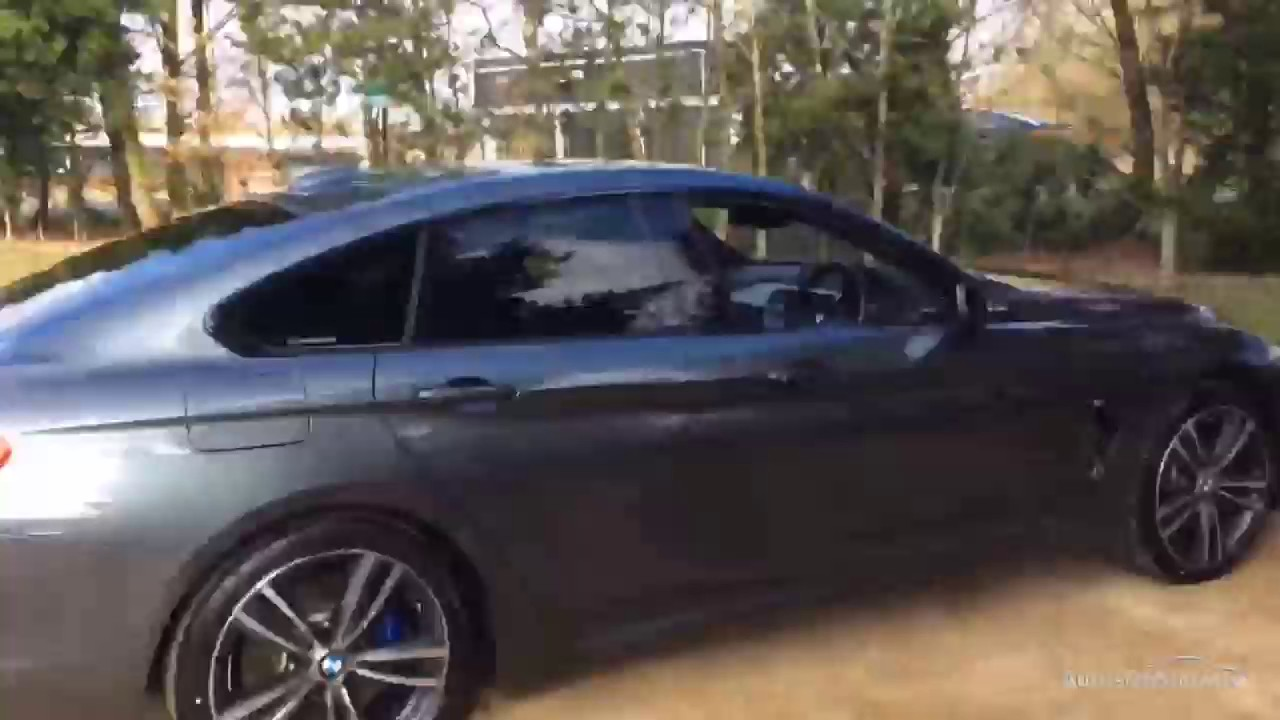 Bmw 4 Series 428i M Sport Gran Coupe Grey 2016 Youtube