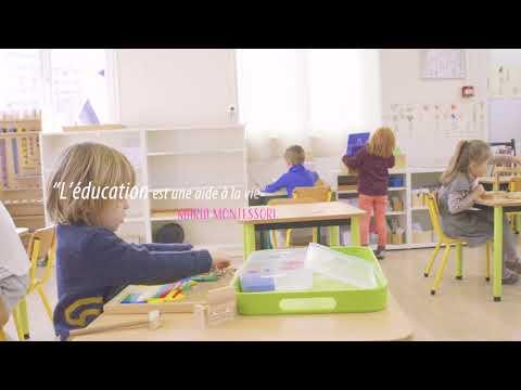 Ecole Montessori Les Papillons Chambery