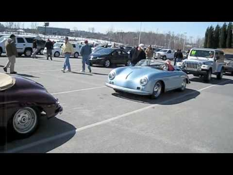 1957 Porsche Speedster Roadster In Depth Interior Exterior Tour Exhaust And Driving