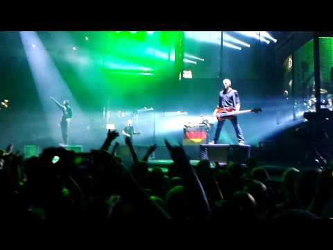 Linkin Park (Hamburg O2 World 10.11.2014)