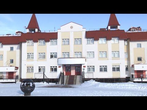 Большой плюс: Ямальская школа-интернат