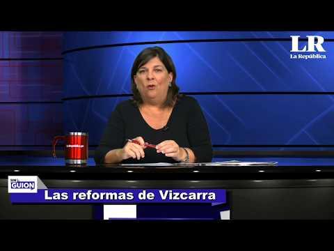 Las reformas de Vizcarra - Sin Guion con Rosa María Palacios - 23/04/2018