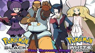 Repeat youtube video Pokemon Black/White - Battle! Elite Four Music (HQ)