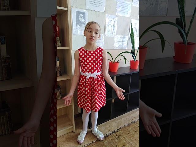 Изображение предпросмотра прочтения – АнастасияНикандрова читает произведение «Чародейкую зимой» Ф.И.Тютчева
