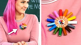 9 Genius Fashion Ideas! DIY Fashion Hacks And Other Tips & Tricks