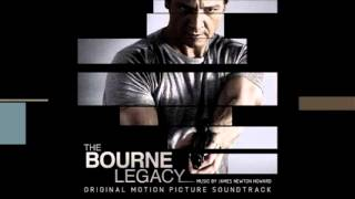 The Bourne Legacy (2012)(Soundtrack Score) - James Newton Howard