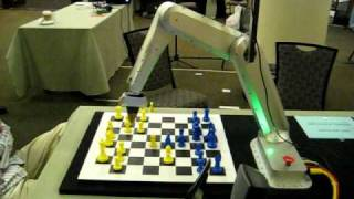 Computer Scientists Taunt Chess-playing Robotic Arm
