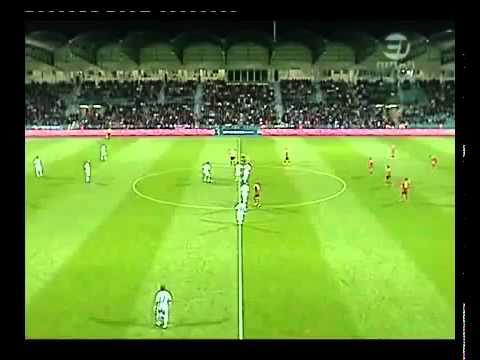Slovakia - Hayastan , 0-4 . Mer Yntranu Golery Euro 2012 Qualifier